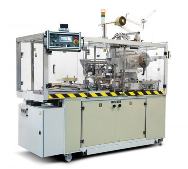 Оборудование, целлофанирующий автомат целлофанатор АМ-4-100CS компании Wega