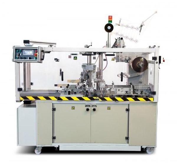 Оборудование, целлофанирующий автомат целлофанатор АМ-5-100CS компании Wega