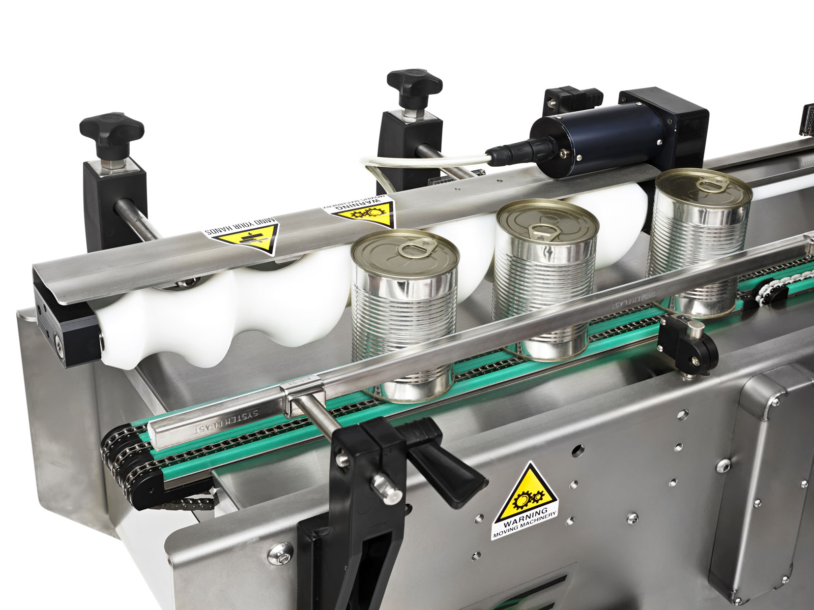 Оборудование, линия для взвешивания, чеквейер Nemesis серия R