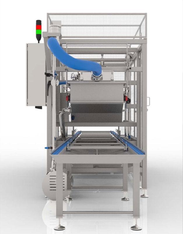 Оборудование, Дозатор-формовочная машина для мягкого сыра Fibosa