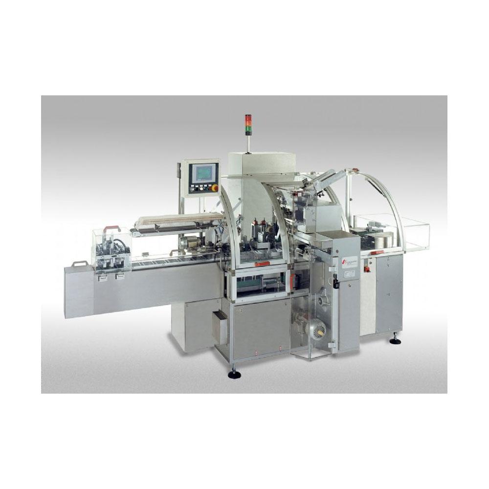 Оборудование, горизонтальная картонажная машина Axomatic Axo 106