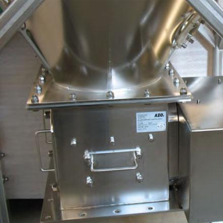 Оборудование для автоматизации, комколоматель AZO модель KB300Q