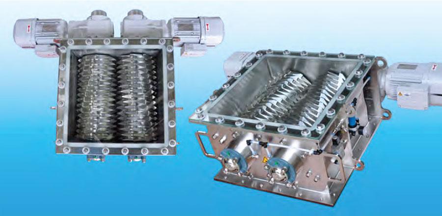 Оборудование для автоматизации, комколоматель AZO модель KBW500Q