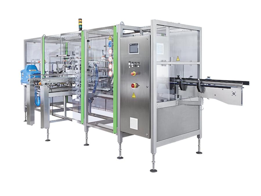 Оборудование, линейная этикетировочная машина hotLAN 310 Langguth