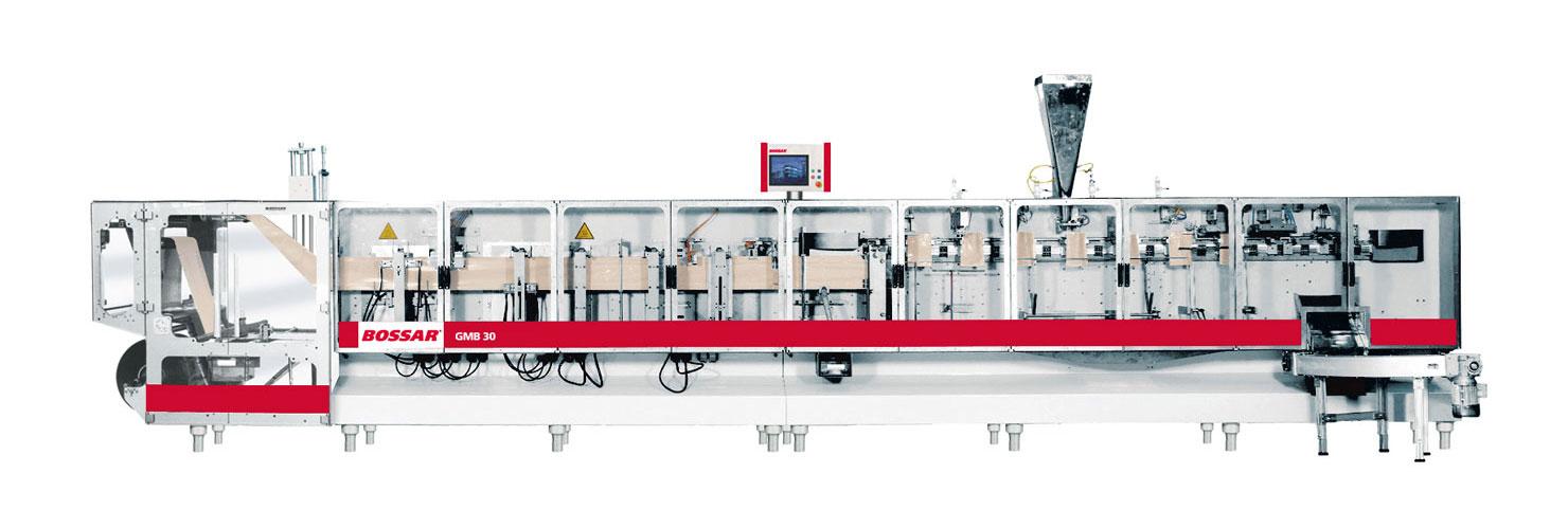 Оборудование, линия для упаковки в большие пакеты Bossar GMB 30