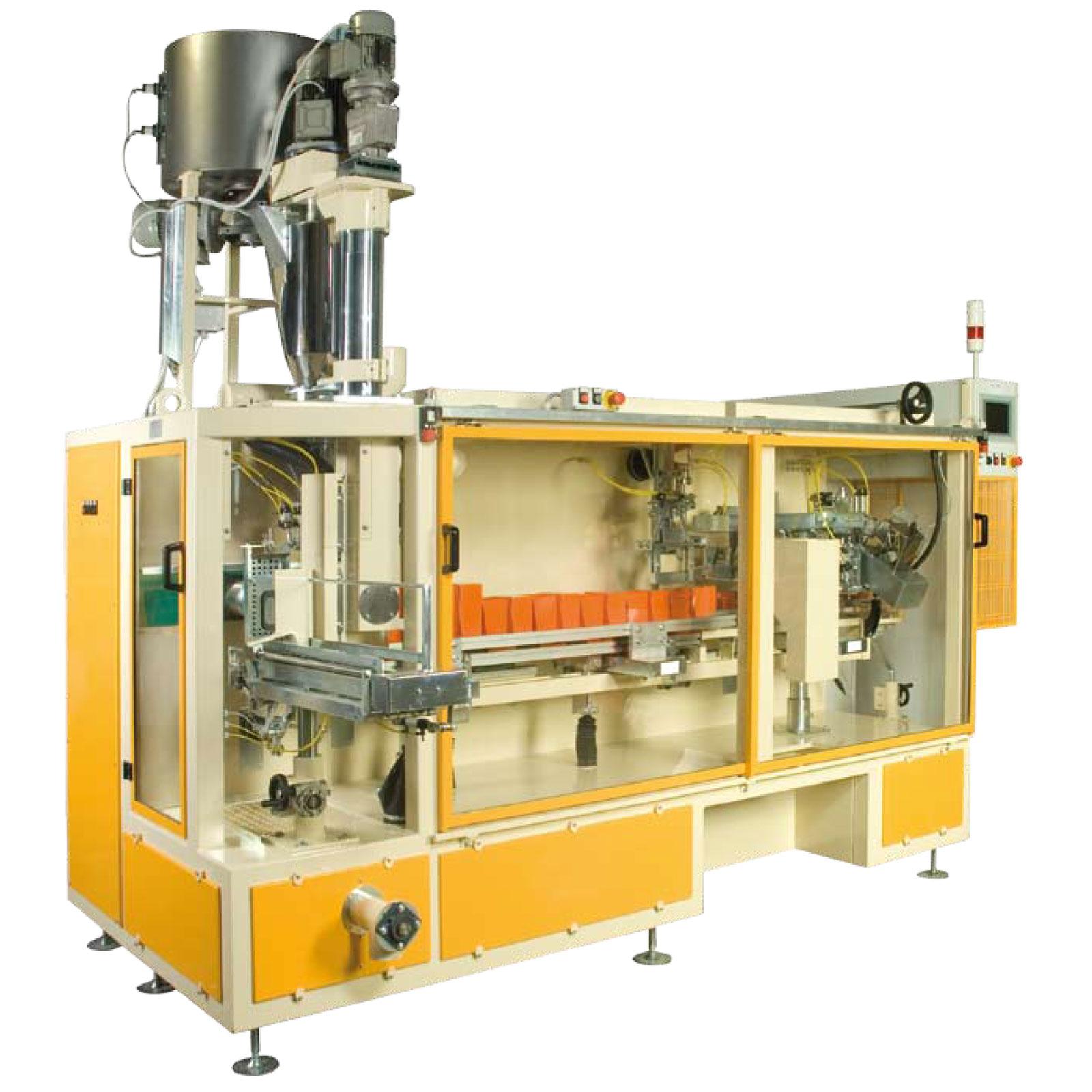 Оборудование, Линия упаковка в бумажные пакеты New Project Р42 1-5