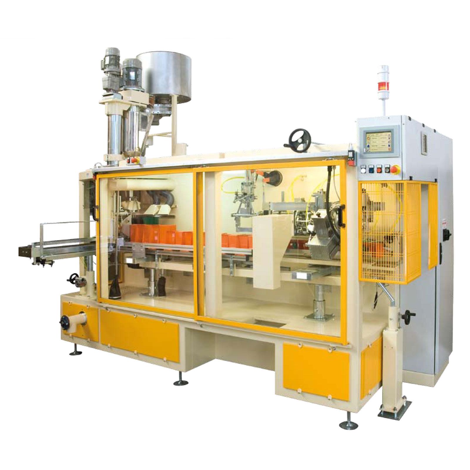 Оборудование, Линия упаковка в бумажные пакеты New Project Р42 F-Z