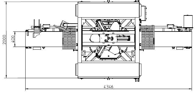 Оборудование, Модуль нарезки Selvex SCM