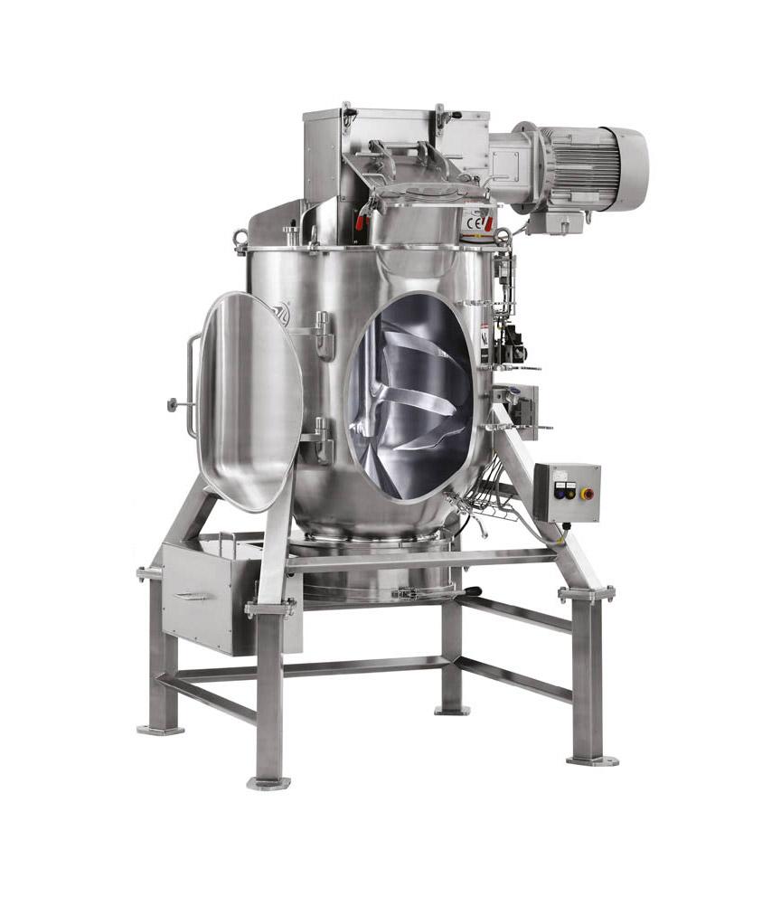 Оборудование для приготовления, техническое оборудование, смеситель KoneSlid от Amixon типа KS