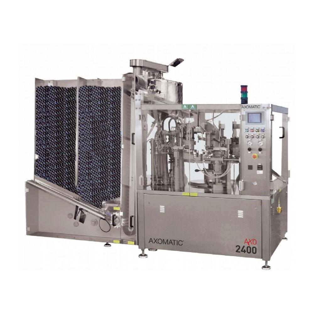 Оборудование, тубонаполнительная машина Axomatic Ахо 2400