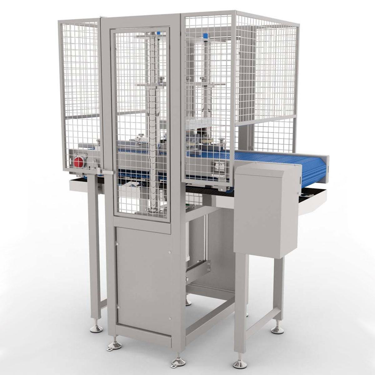 Оборудование, Установка для перфорации сыров модель MPF‐1A Fibosa