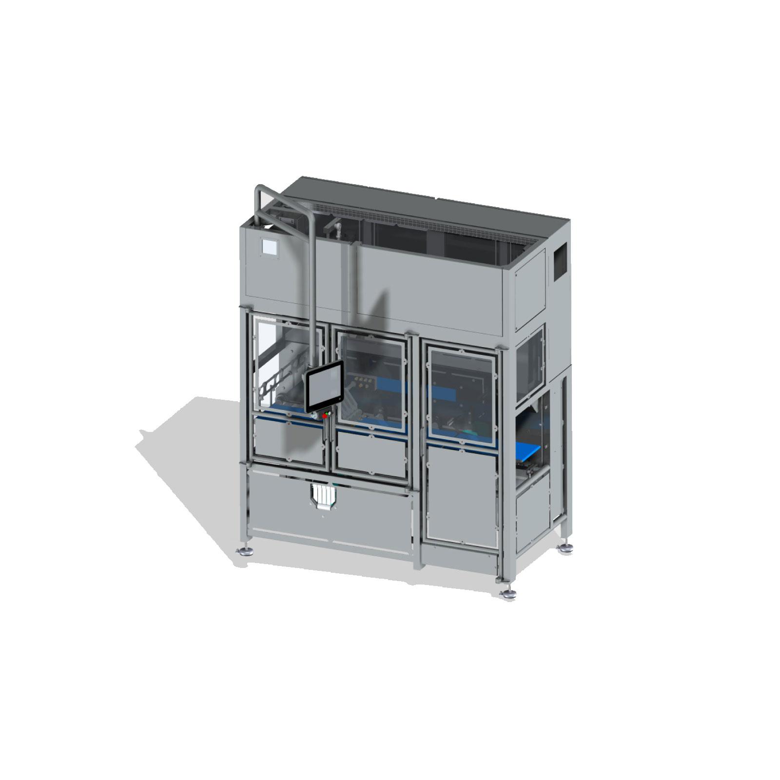 Оборудование, Устройство для нарезки на порции Selvex SPM