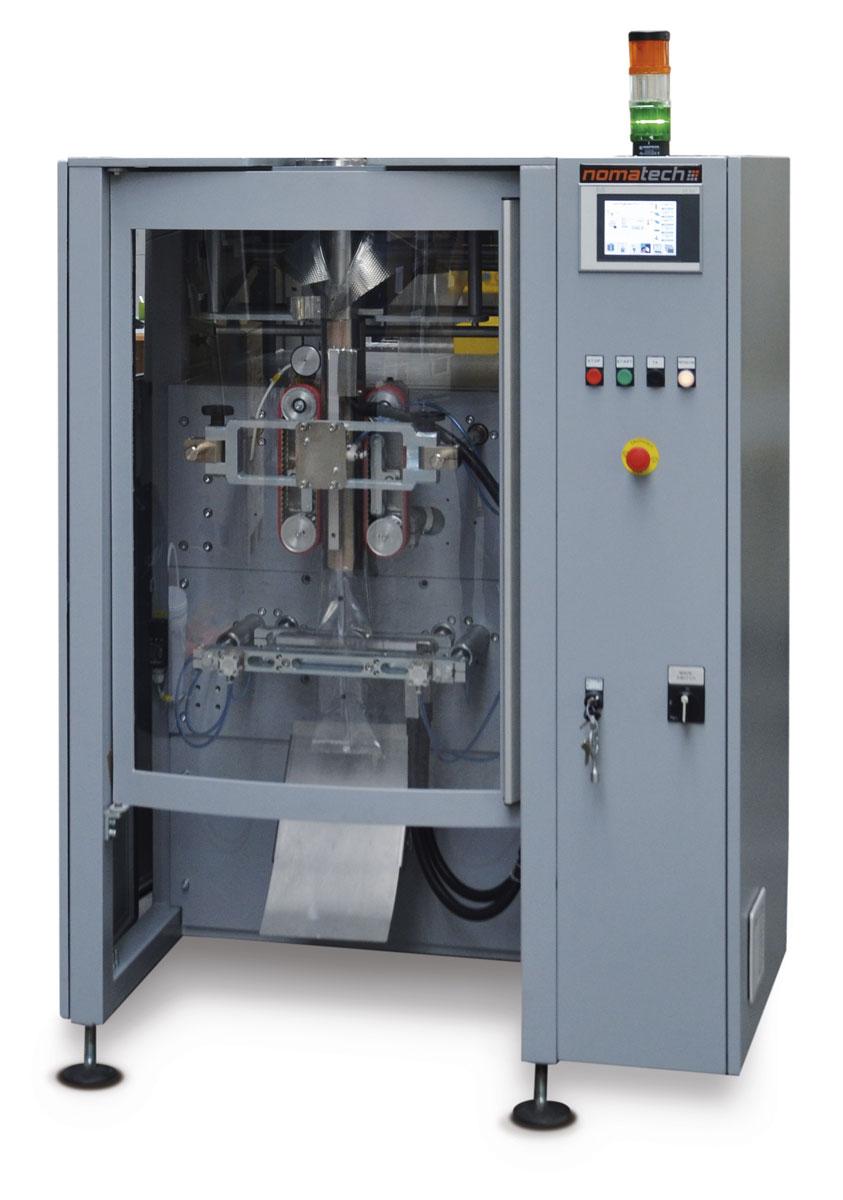 Оборудование, вертикальная упаковочная машина Tobogan 250CP Nomatech