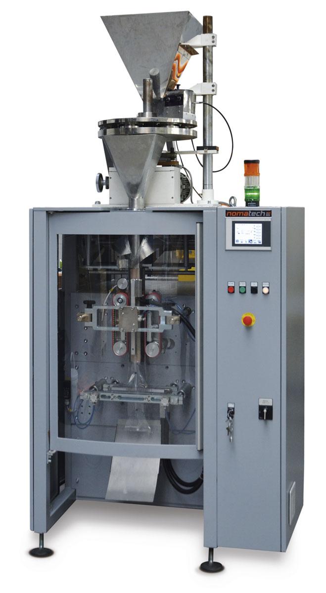 Оборудование, вертикальная упаковочная машина Tobogan 250E Nomatech