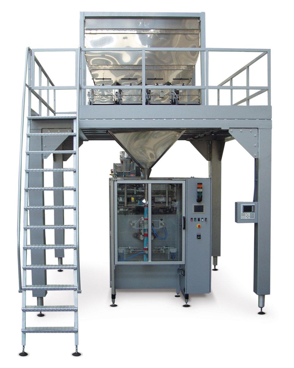 Оборудование, вертикальная упаковочная машина Tobogan 350E Nomatech