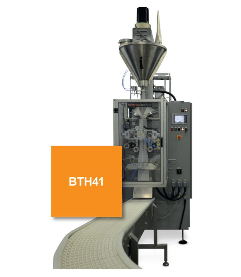 Оборудование, вертикальная упаковочная машина Tobogan 41 Nomatech