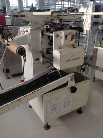 Оборудование, вертикальный упаковочный автомат BTH-33 для фасовки мелко сыпучей продукции в саше пакет после капитального ремонта