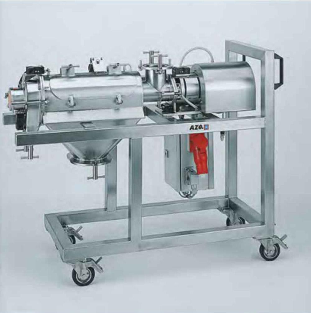 Оборудование для автоматизации, вихревой просеиватель AZO модель E360