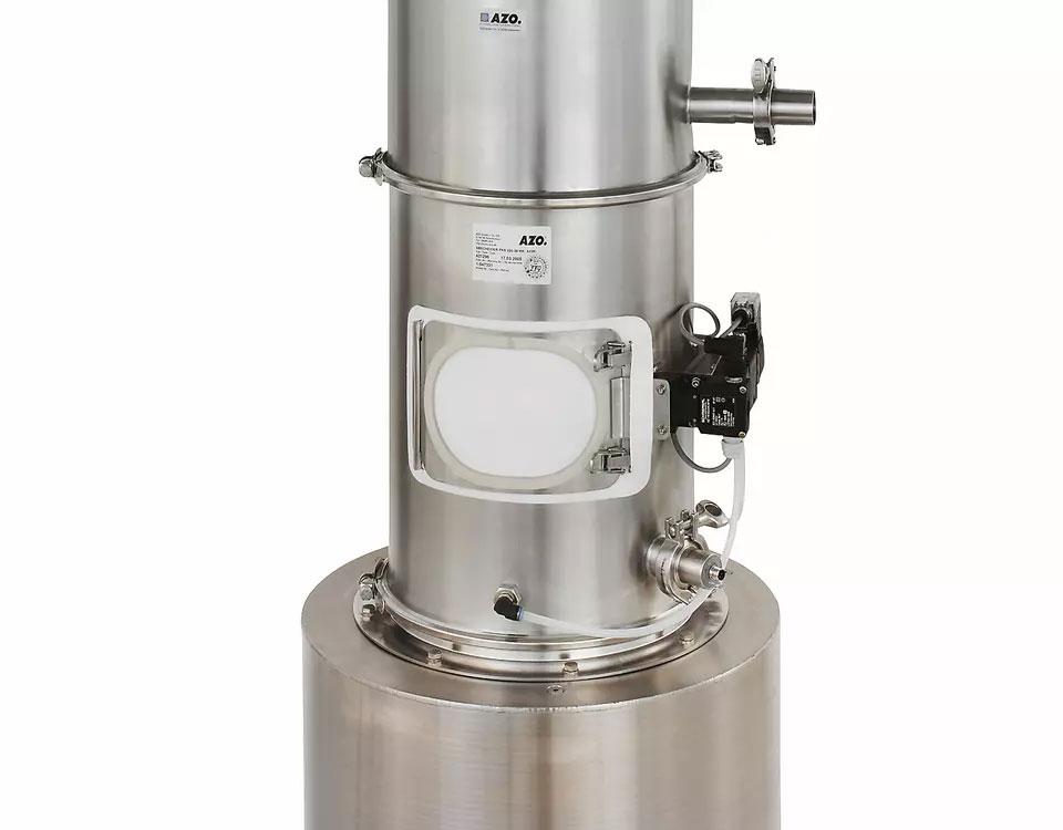 Оборудование для автоматизации, вакуумный загрузчик типа PKS..MK в фармацевтическом исполнении