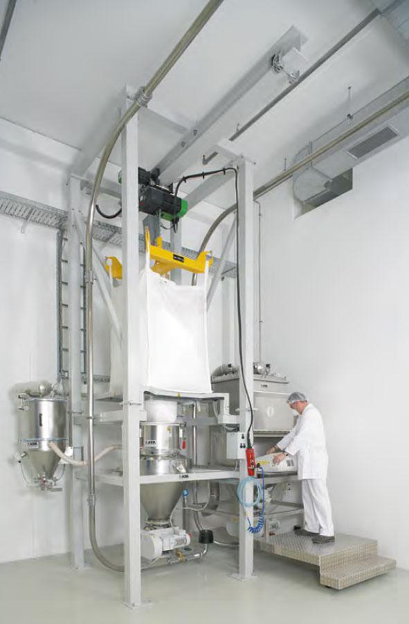 Технологическое оборудование, линия для производства зубной пасты AZO Liquids
