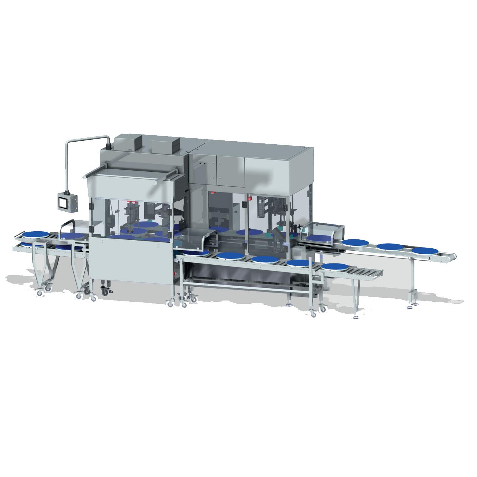 Оборудование, Машина для ультразвуковой нарезки сыра Selvex SDM