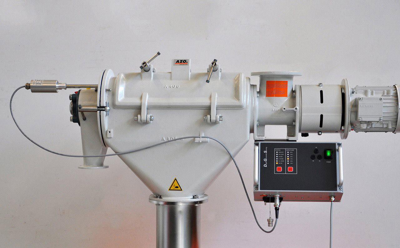 Оборудование для автоматизации, вихревой просеиватель AZO модель E240