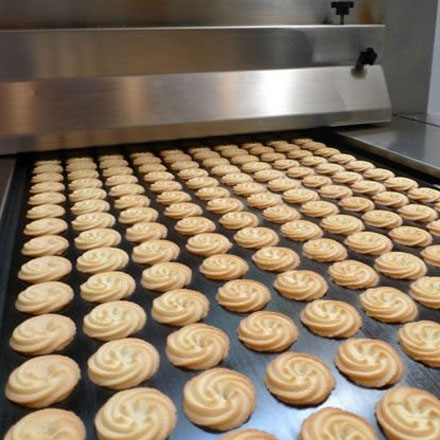 Производство печенья и выпечки, готовое оборудование Украина