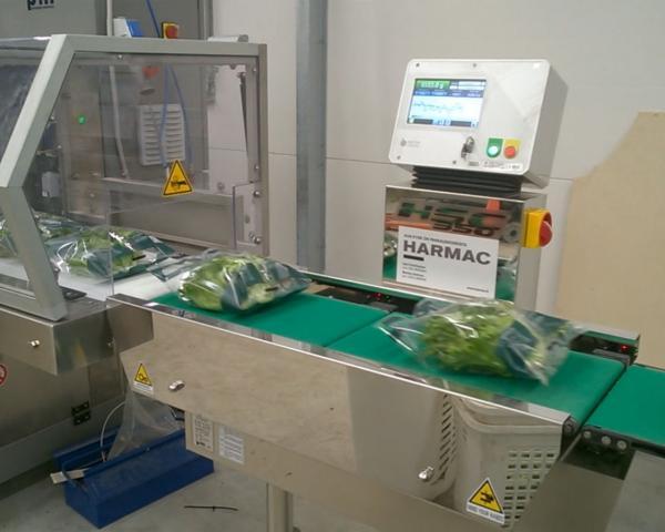 Купить чеквейер для пищевой промышленности Украина Киев. Создание системы динамического взвешивания на производстве