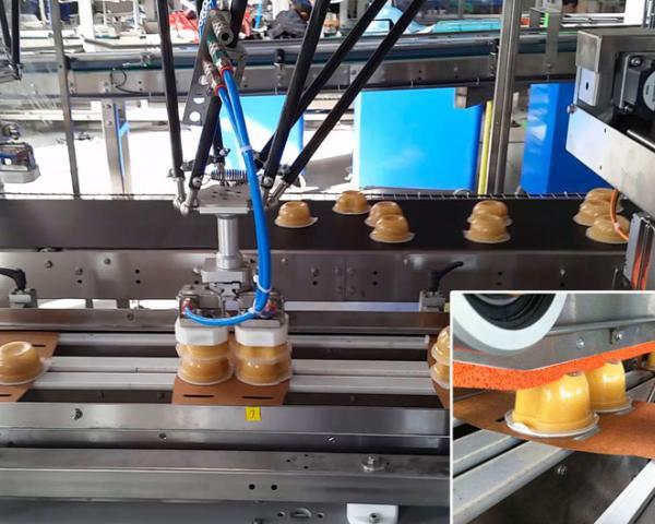 Новые готовые решения по упаковке в картон на основе оборудования Ixapack Global
