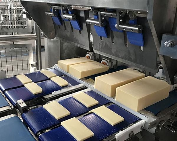 Оборудование Selvex для автоматизации нарезки сыра купить Киев Украина