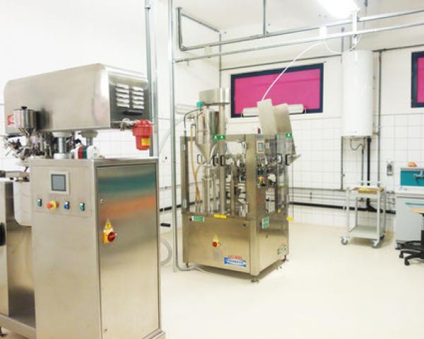 Принцип работы тубных автоматов оборудование для фасовки туб Axomatic