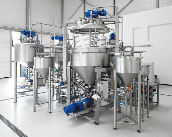 Производственные линии для пищевой промышленности