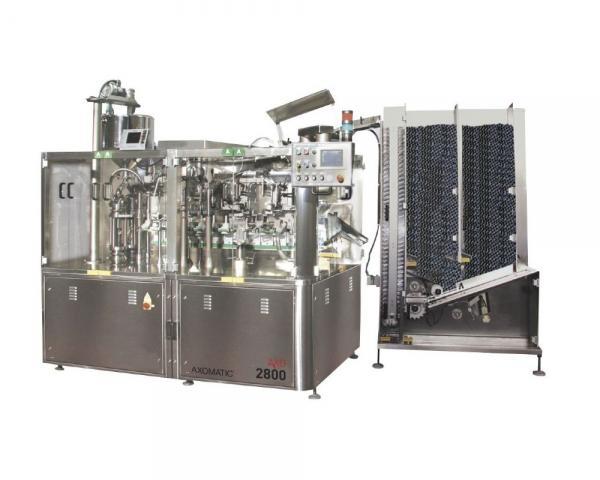 Купить оборудование тубный автомат тубонаполнительная машина axo 2800 Киев, Украина
