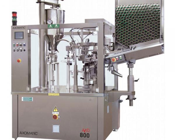 Купить оборудование тубный автомат тубонаполнительная машина axo 800 Киев, Украина