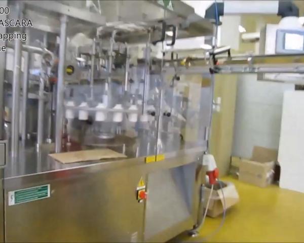 Тубонаполнительное оборудование на рынке упаковки Украина Киев