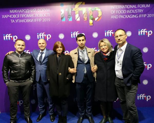 Выставка IFFIP. Итоги участия в выставке компании GVP