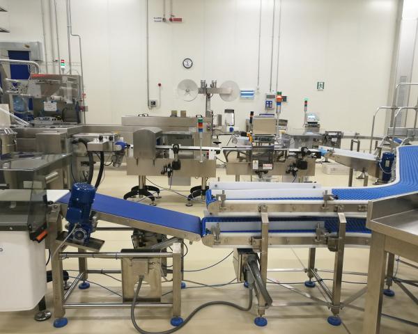 Оборудование, линия для взвешивания, чеквейер Nemesis серия C