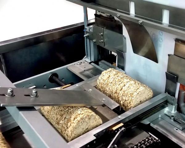Оборудование, линия машина для упаковки в пленку Х-фолд Aucouturier AX50
