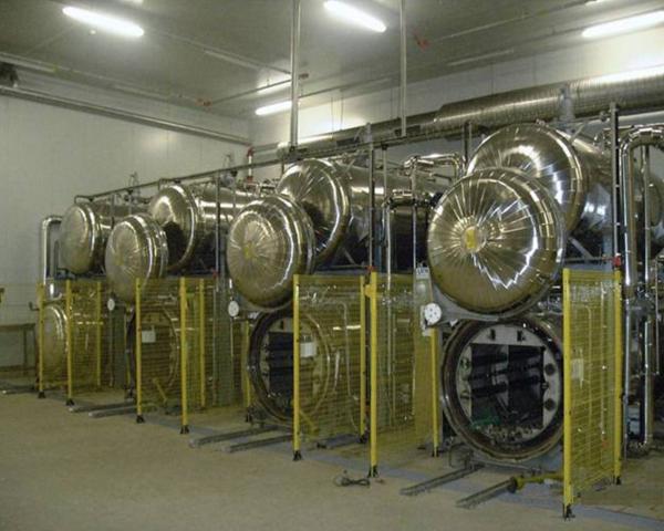 Оборудование, цех стерилизации комплексные системы стерилизации компании Levati