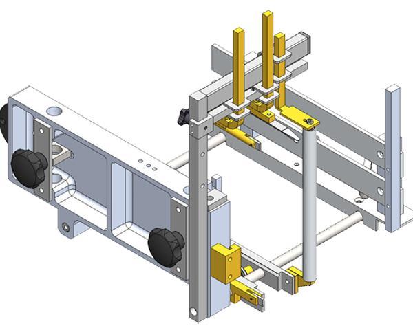 Оборудование, универсальная этикетировочная машина wetLAN 110 Langguth