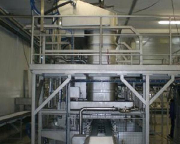 Оборудование, Дозатор-формовочные машины Fibosa
