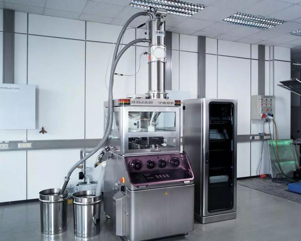 Оборудование для автоматизации, вакуумный загрузчик типа PS в фармацевтическом исполнении