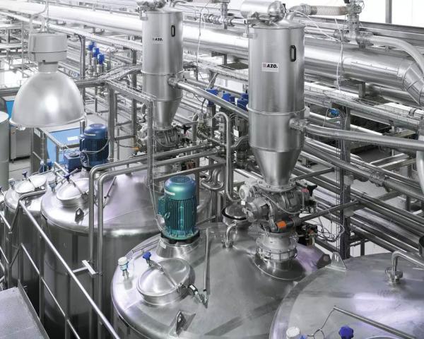 Оборудование для автоматизации, вакуумный загрузчик типа S для порошкообразного насыпного продукта