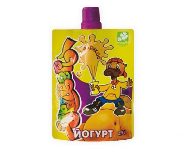 Йогурт Оборудование, линия для упаковки в дой-пак и саше пакеты Bossar BMS 2.6