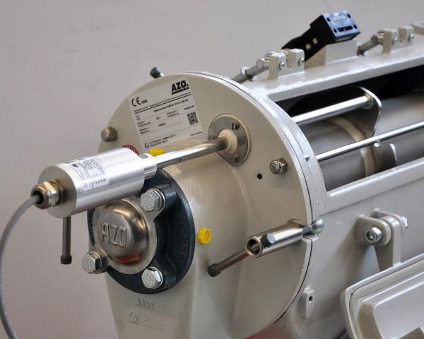 Автоматизация просеивания каолина и карбоната кальция, готовое оборудование Украина