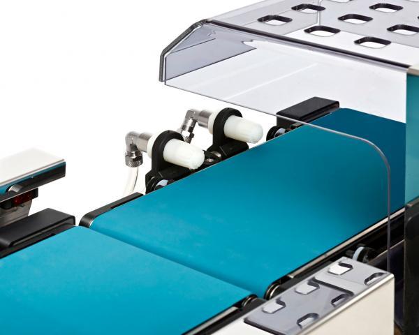 Контроль веса в металлической и стеклянной банке, готовое оборудование Украина