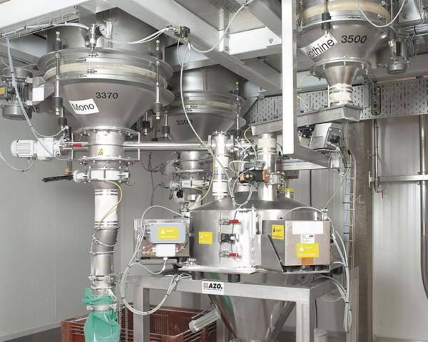 Обработка сырья при производстве премиксов и специальных ингредиентов, готовое оборудование Украина
