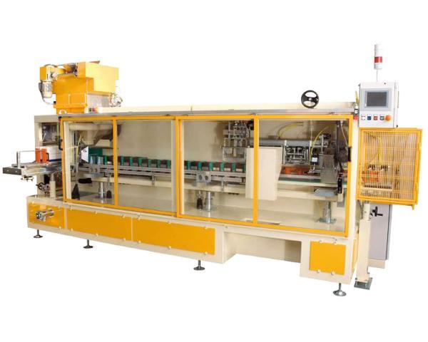 Упаковка и фасовка сахара по 1 кг в готовый бумажный пакет, готовое оборудование Украина