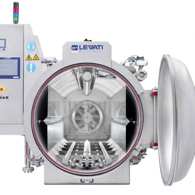 Оборудование, автоклав Swing 1200 стерилизация периодического действия с качением компании Levati