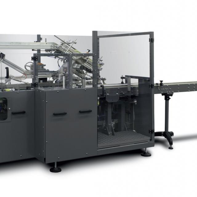 Оборудование, автоматическая картонажная горизонтальная упаковочная машина KPZ-04 компании Wega